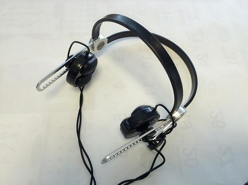 アイトレ用ヘッドフォン